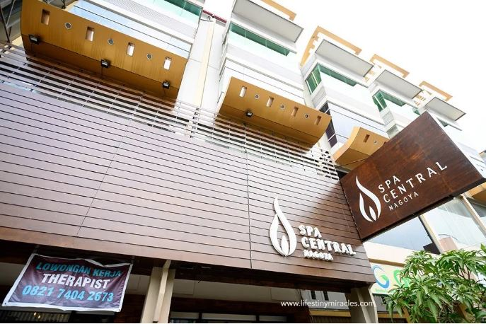DIY Batam SPA-cation with Kids a Review & Giveaway